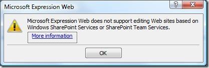 NoSharePoint